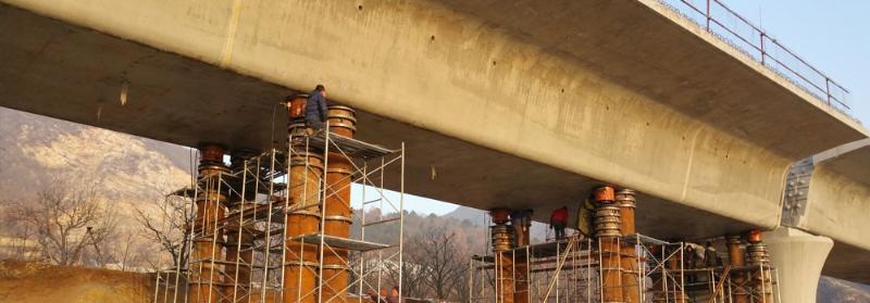 北京至沈阳铁路桥梁拆除工程